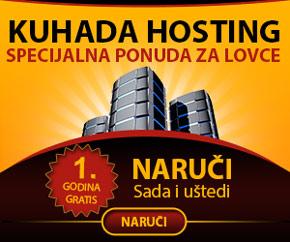 Kuhada hosting i web usluge
