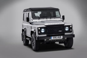 Land Rover Defender dolazi 2017.