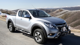 Isuzu će razviti pick-up za Mazdu