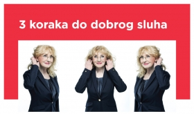 3 koraka do dobrog sluha